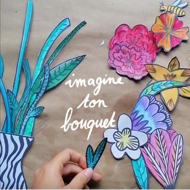 Imagine ton bouquet
